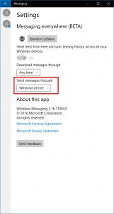 Nueva build para Windows 10 Mobile en el anillo rápido (14327)