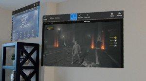 Gracias a las Hololens podremos jugar con nuestra Xbox sin necesidad de una pantalla