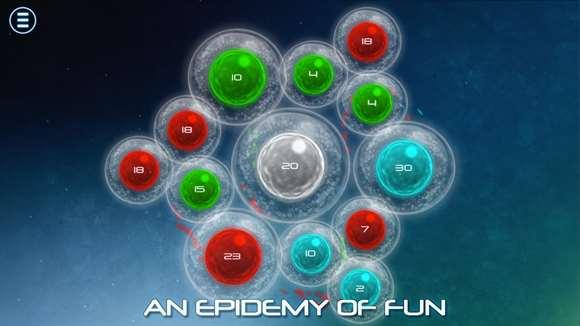 Lucha contra germenes por el control total, en Biotix: Phage Genesis