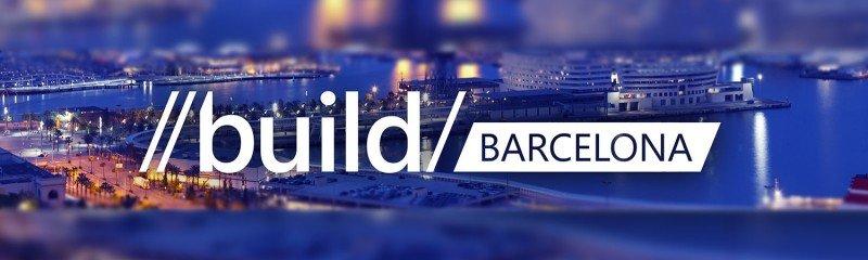 Microsoft en el Build Barcelona