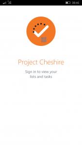Project Cheshire, ya podemos ver imagenes de la aplicación en acción
