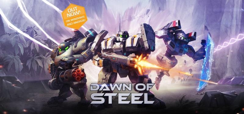 Dawn Of Steel, el nuevo juego de Flaregames, llega de forma Universal a Windows 10
