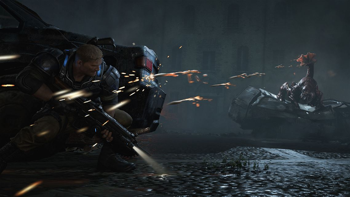 Gears of War 4, ya disponible en pedido anticipado para Xbox One