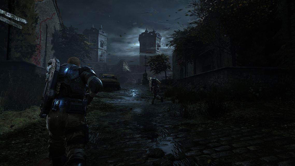Gears of War 4, ya disponible en pedido anticipado para Xbox One