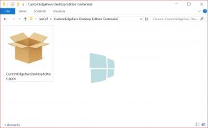 Microsoft Desktop App instalador, la aplicación del proyecto Centennial ya está disponible