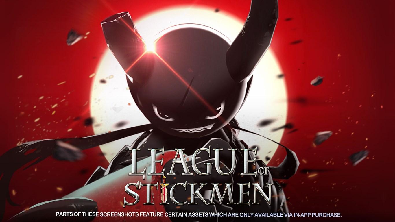 La liga de Stickmen