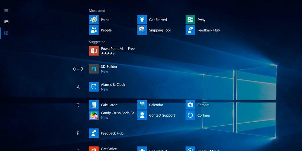 Version-imagen-destacada-Nueva-pantalla-de-inicio-Windows-10-PC