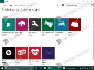 Ya podemos ver en vídeo e imágenes la nueva tienda de Windows 10