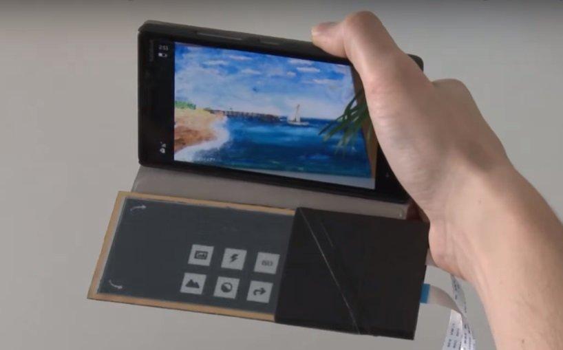cubierta modo tablet