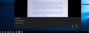 Imágenes de la aplicación UWP de Office Lens en la que Microsoft está trabajando