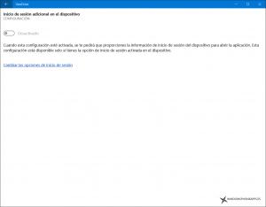 Os mostramos OneDrive UWP para Windows 10 en Español