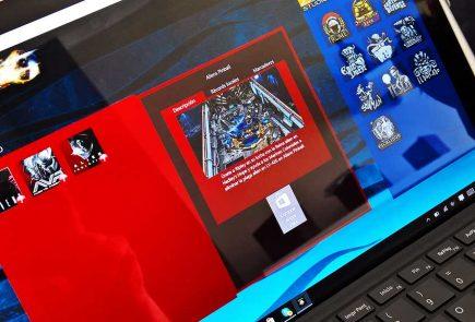 Pinball Alien Windows 10
