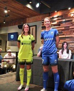 Microsoft será el patrocinador del equipo femeníno Seattle Reign FC