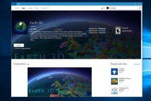 La Tienda Windows 10 podría recibir nuevos cambios en su diseño