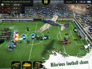 FootLOL: Crazy Football, el juego más loco de fútbol, ya está disponible también en nuestra plataforma