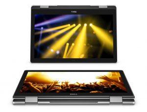 Dell anuncia sus nuevos portátiles 2 en 1 con Windows 10