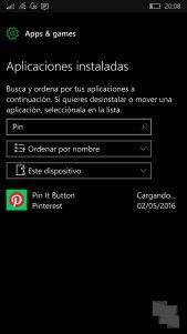 El botón Pin It de Pinterest ya está disponible para Edge a través de la tienda [Actualizado: también se puede descargar en móvil]