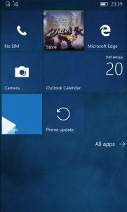 La Build 10586.338 ya se está probando internamente como acumulativa para Windows 10 Mobile