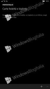 Una nueva aplicación de Cartera para Windows 10 Mobile viene en camino