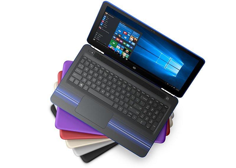 HP Pavilion Laptops 4