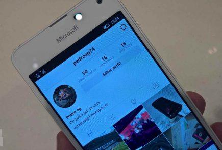Instagram nueva interfaz