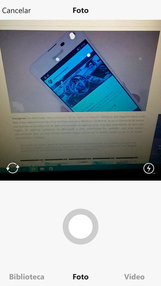 Instagram-nuevo-diseño-Windows-10-Mobile-2