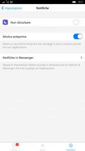 Messenger para Windows 10 Mobile ya se muestra en imágenes [Añadido Video]