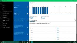 Microsoft Health ya está disponible en la tienda de Windows 10 para PC's y tablets