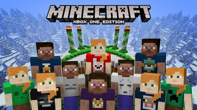 Minecraft-xbox-one-edition