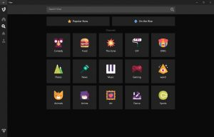 Vine se actualiza y pasa a ser una aplicación universal para Windows 10 en PC's y tablets
