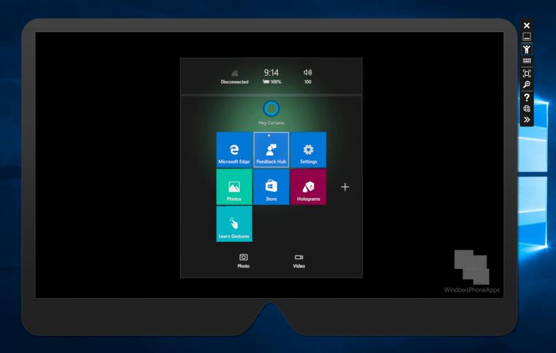 Windows Holographic