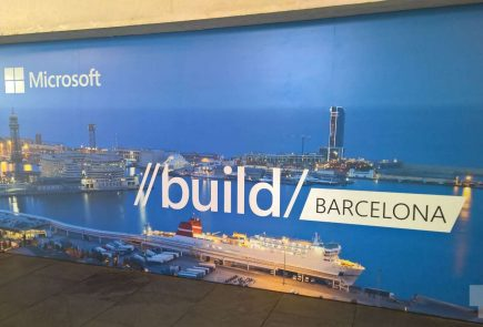 build tour 2016 barcelona