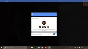 Facebook Live ya comienza a verse en la aplicación para Windows 10 PC