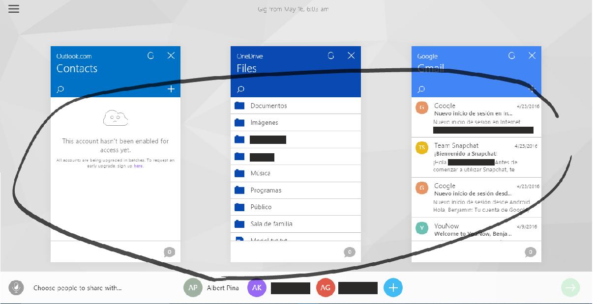 GigJam, la nueva aplicación colaborativa de Office 365, lanza su preview