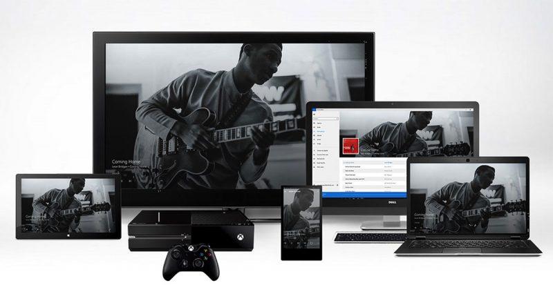 Ahora puedes compartir tus listas de reproducción en nueva actualización de Groove Música