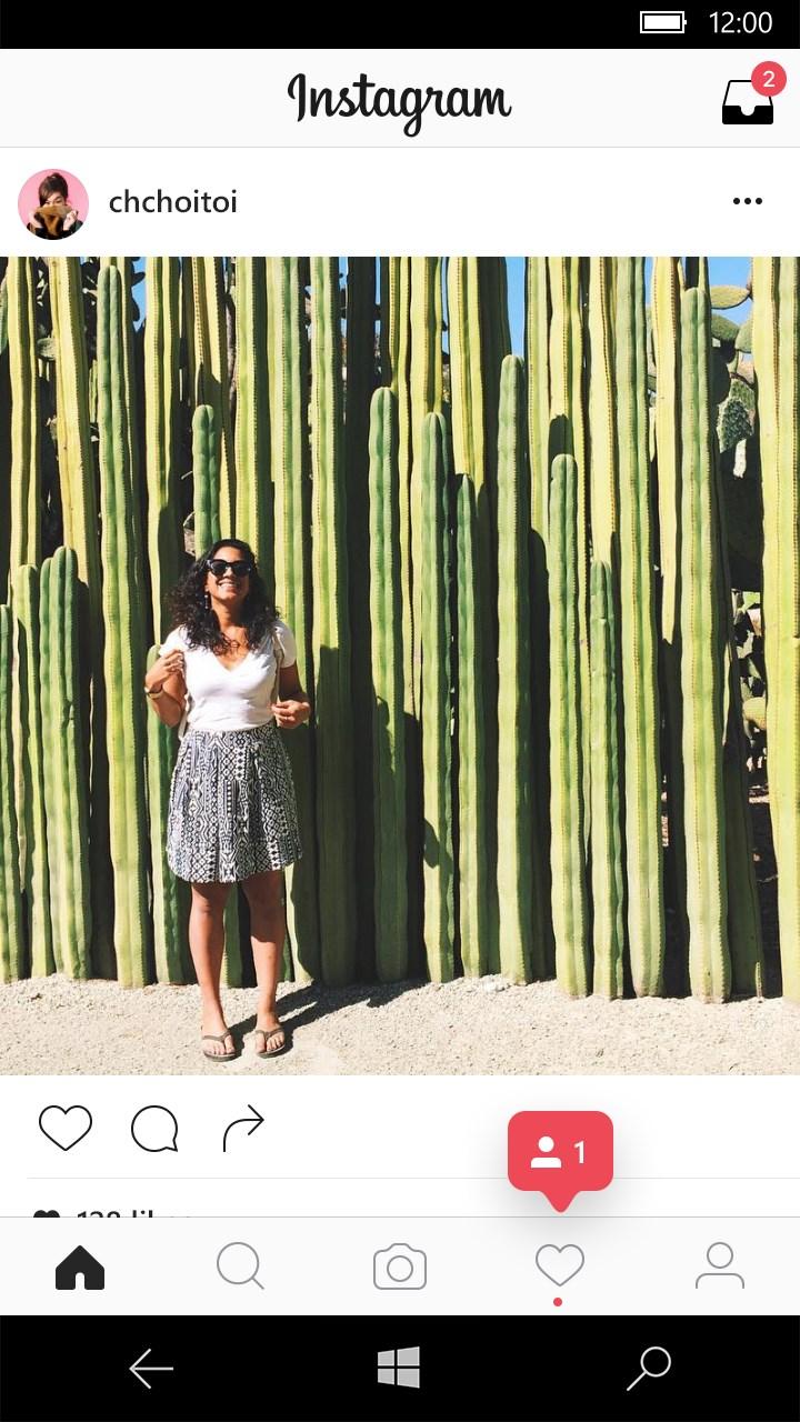 instagram w10