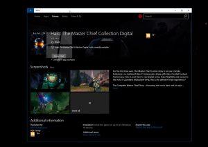 La tienda de Windows 10 empieza a mostrar los juegos de la tienda de Xbox One