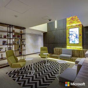 Microsoft presenta sus nuevas oficinas en Colombia para impulsar su labor tecnológica