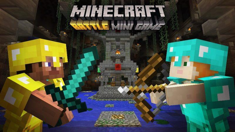 minigçame-battle-minecraft