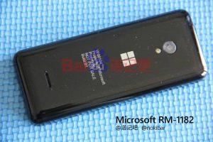 Microsoft estaba trabajando en un nuevo feature phone bajo su marca
