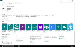 Nuevas imágenes filtradas muestran el nuevo aspecto de la tienda de Windows 10