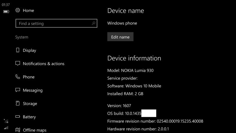 version-1607-windows-10