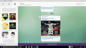 Viber BETA para Windows 10 PC ya disponible como App Universal