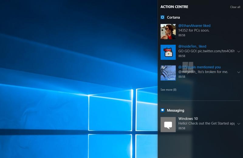 windows 10 sincronizacion