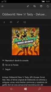 Windows 10 Mobile podría traer pronto el Streaming de Xbox One