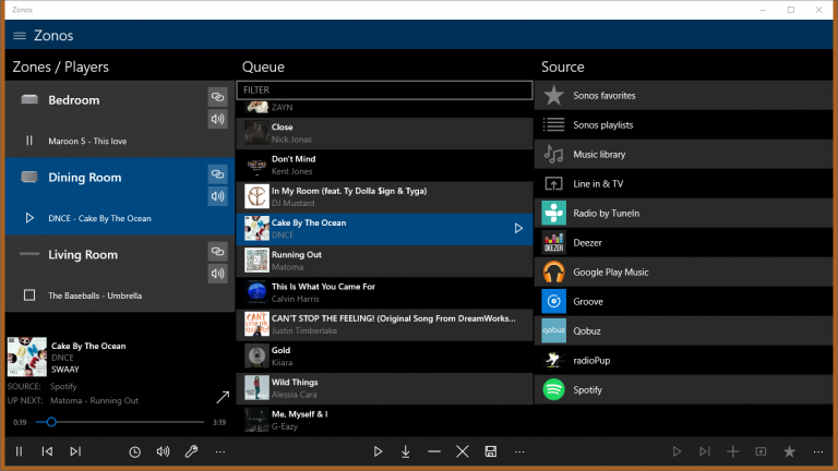 zonos desktop app