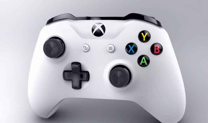 Controlador de Xbox One S