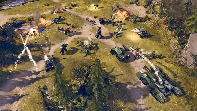 Halo Wars 2, os mostramos la misión 1 del modo campaña en vídeo