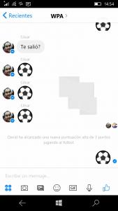 Telegram y Messenger Beta se actualizan para Windows 10 en móviles