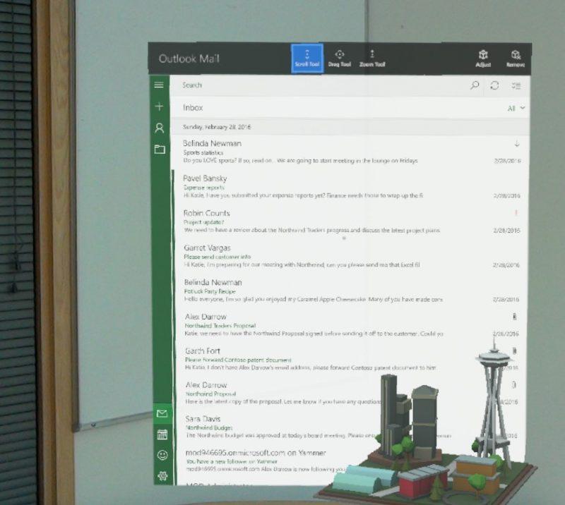 Outlook-Mail-y-Calendar-en-Microsoft-HoloLens